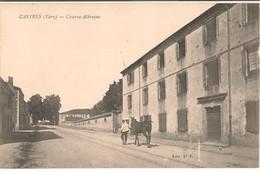 Castres : Caserne Albinque - Castres