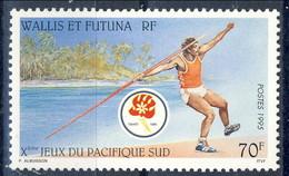 WF 1995 N. 479 X° Giochi Del Pacifico MNH Cat. € 2.10 - Wallis E Futuna