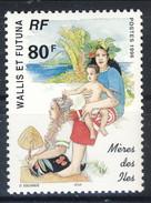 WF 1996 N. 485 Madri Isolane MNH Cat. € 2.40 - Wallis E Futuna