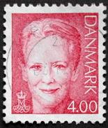 Denmark 2000    Minr.1240  ( O)   Queen Margrethe II  ( Lot D 371 )