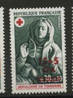 FRANCE SURCHARGÉ CFA - N° Yvert 418** - Réunion (1852-1975)
