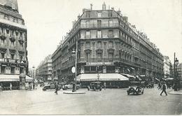 Paris 9è - Carrefour Chateaudun - Rue De Maubeuge Et Rue De Chateaudun - Animée - Paris (09)