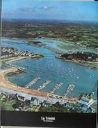 France Ports Havens Haven Port La Trinité - Géographie