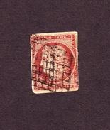 FRANCE YT N⁰ 6B - Replaqué - 1849-1850 Ceres