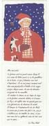 Carte Du Père Noel , La Poste - Otros