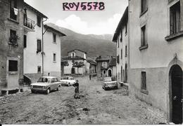 Lazio-rieti- Amatrice Rocchetta Di Amatrice Veduta Bella Animata Via Interno Di Rocchetta Anni/60 - Autres Villes