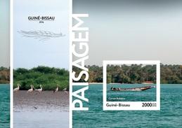 Guinea Bissau 2016, Landscapes, BF IMPERFORATED