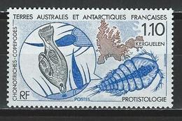 Franz. Antarktis Mi 259 ** MNH Copepoda Mit Chonotricha