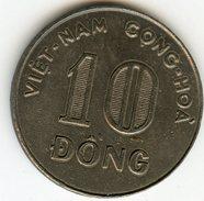 Viêt-Nam Vietnam Sud 10 Dong 1968 KM 8a - Viêt-Nam