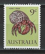 Australien Mi 366 ** MNH Dardanus Megistos