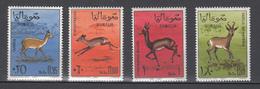 Somalia 1967,4V,set,ourebia,gazelle,buck,bucks,bokken,antilopen,antelopes,MNH/Postfris,(A3183) - Wild