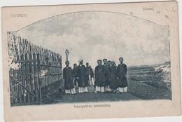 "1 Cpa Pionnière Tonkin Hanoi "" Interprètes Annamites "" - Cartes Postales"
