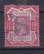GRANDE- BRETAGNE - BEAU VIEUX TIMBRE OBLITERE N° 102 -PAS EMINCES-DE1887/1900 -