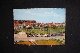 AP4 - 112 - Belgique - Knokke-Zoute - Golf Miniature - Klein Golfspel + Anciennes Voitures - Pas Circulé