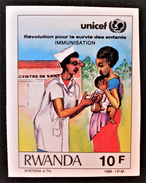 UNICEF 1987 - NON-DENTELE NEUF ** - YT 1231 - MI 1360