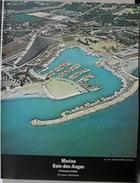 France Ports Havens Haven Port Marina Baie-des-Anges - Géographie
