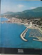 France Ports Havens Haven Port Menton-Garavan - Géographie