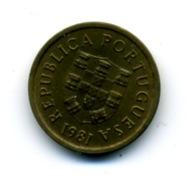 1981  1  ESCUDO  HOQUET - Portugal
