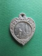 084 - Médaille - Médaille Aluminium - L'Aveyron à Notre Dame De Lourdes