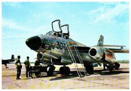 AVION DE GUERRE , Militaire , Sud Aviation , VAUTOUR , Biplace De Bombardement , Chasseur - 1946-....: Moderne