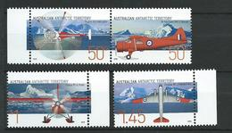 Antarctica.Australian Antarctic Territory (AAT).2005 Antarctic Aviation.Transportation/Airplanes.MNH - Unused Stamps