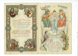Kl 3239 Le Ciel Ouvert - Par La Pratique Des Trois Ave Maria