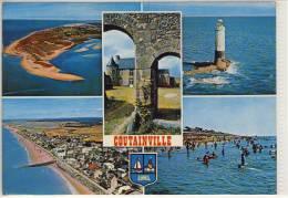 COUTAINVILLE - Mulit Vue , Phare, Leutturm, Lighthouse - France