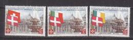 PGL BT028 - SMOM ORDRE DE MALTE SASSONE N°113/15 ** - Sovrano Militare Ordine Di Malta