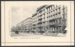 Wien Kärntner-Ring Mit Grand Hotel - Voir 2 Scans - Vienna
