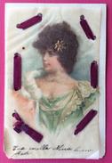 DONNA CON CAPELLI / LADY WITH HAIR / - Altri
