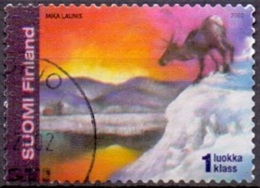 Finland 2002 Lapland GB-USED - Finland