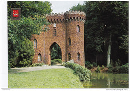 Grote Kaart Brasschaat Arboretum Park De Mick Follie - Brasschaat