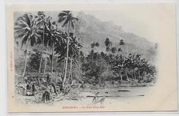 CPA Tahiti Océanie Borabora Non Circulé - Tahiti