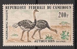 Cameroun - 1962 - Poste Aérienne PA N°Yv. 55 - Autruche - Neuf Luxe ** / MNH / Postfrisch