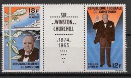 Cameroun - 1965 - Poste Aérienne PA N°Yv. 67A - Churchill - Neuf Luxe ** / MNH / Postfrisch