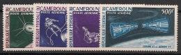 Cameroun - 1966 - Poste Aérienne PA N°Yv. 70 à 73 - Conquète De L'espace - Neuf Luxe ** / MNH / Postfrisch