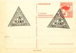 L3054 - Hungary (1976) Beketalalkozo: 8. MAKO Eszperantista Pacrenkonto - Esperanto