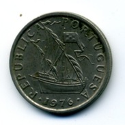 1976  5 ESCUDOS - Portugal