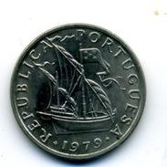 1979  5 ESCUDOS - Portugal