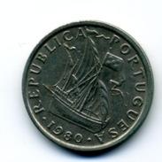 1980  5 ESCUDOS - Portugal