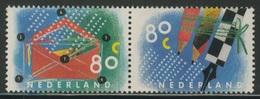 Nederland Netherlands Pays Bas 1993 Mi 1489 /8 YT 1453 /2 ** Promotion Letter Writing  / Förderung Briefschreibens - Post