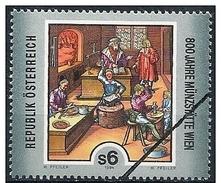 Austria/Autriche: Specimen, La Zecca Di Vienna, Monnaie De Vienne, Tick Of Vienna