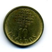 1986  10 ESCUDOS - Portugal