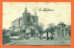 """CPA Montbéliard """" Le Chateau """" LJCP 35 - Montbéliard"""