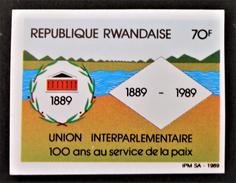 UNION INTERPARLEMENTAIRE 1989 - NON-DENTELE NEUF ** - YT 1283 - MI 1414