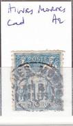 GARD S/ 101 - 15c Sage Bleu - Oblit CAD A2  (   Aigues Mortes  )