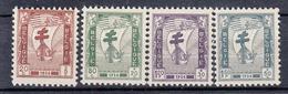 BELGIË - OBP - 1956 - Nr 998/01 - MH* - Belgique