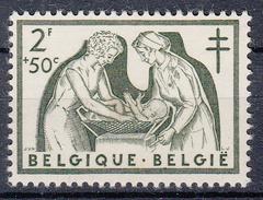 BELGIË - OBP - 1956 - Nr 1002 - MH* - Belgique