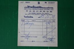 CENTRAL DEPARTMENT STORE * BANGKOK  - 1977 - Altri