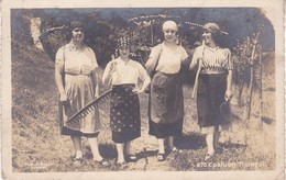 CPA GAMBAROGNO (Suisse). Costumi Ticinesi, Costumes Typiques 1920.  ...E445 - TI Tessin